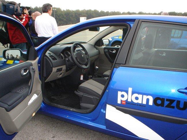 Curso de conducción Plan Azul