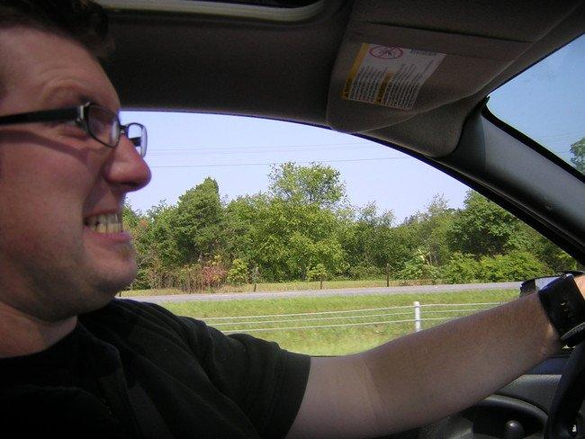 Ira al volante
