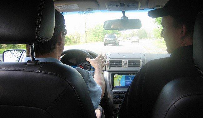 Lecciones sobre conducción eficiente