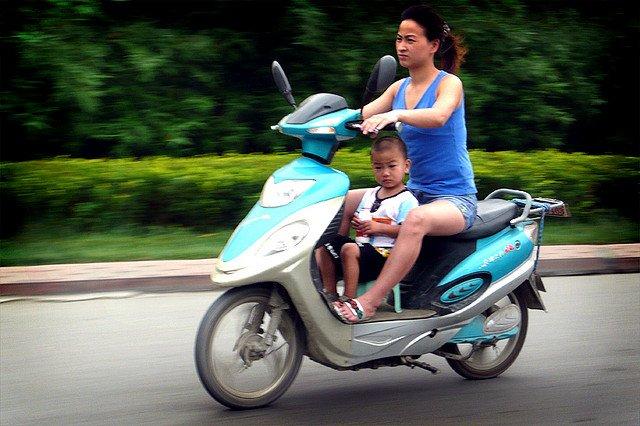 Asia Motorbike