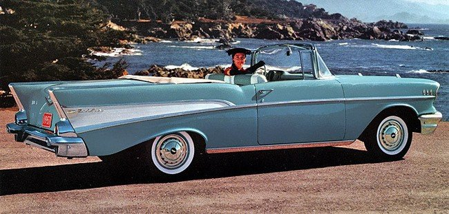 Chevrolet Belair Convertible (1957)