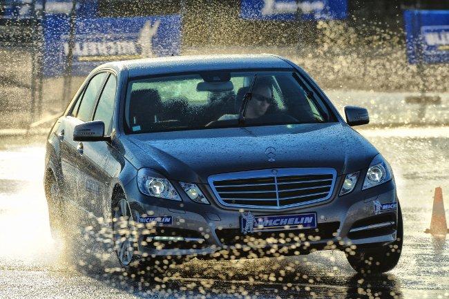 Campaña Michelin de revisión de los neumáticos