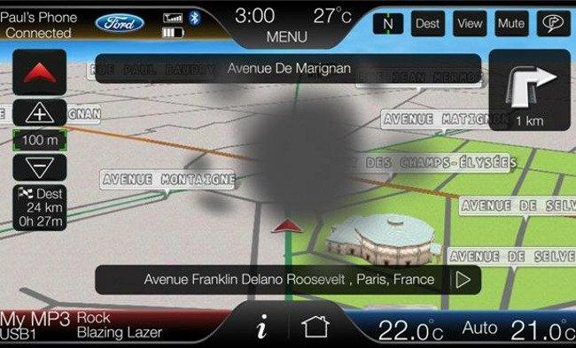 Simulador de visión con escotoma central