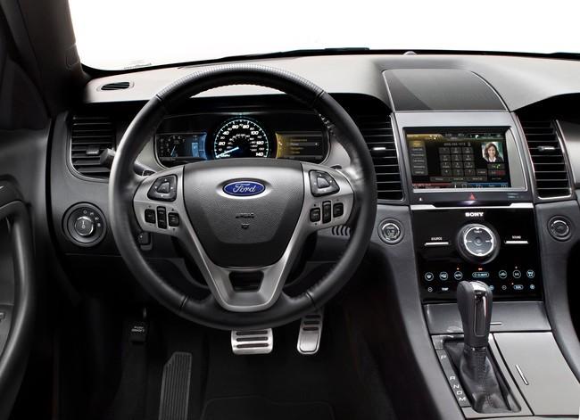 Ford Taurus, coche automático