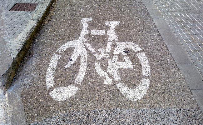 Vía ciclista