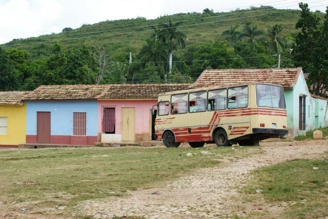 Autobuses desfasados