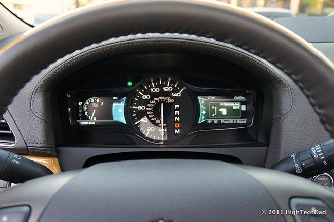 HUDs on Speedometer