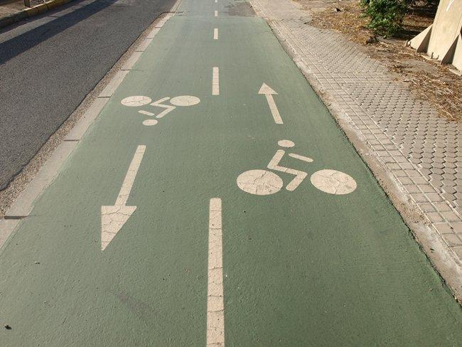 Carril Bici Portada