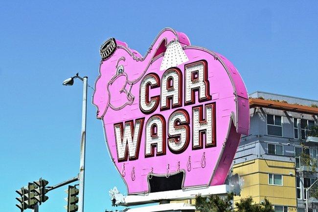car wash por apwong