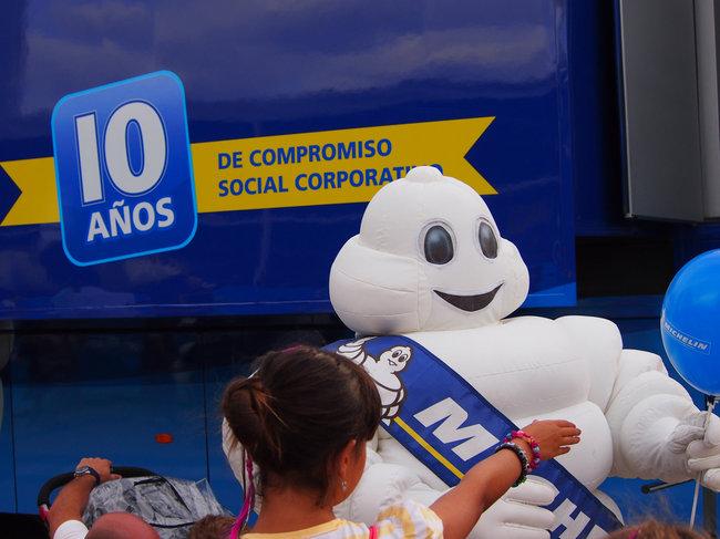 Michelin: 10 años de compromiso social