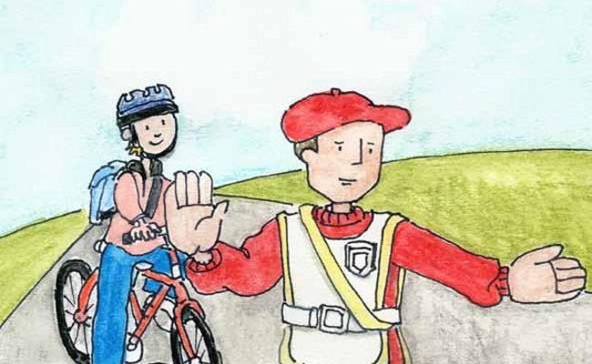 Respetar las normas en bici