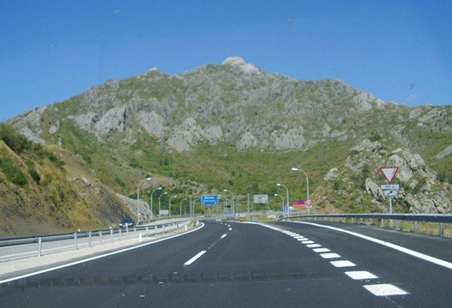 Autopista en Asturias por enversevilla