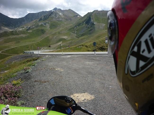 Carretera y moto