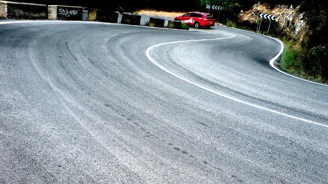 Carretera de curvas