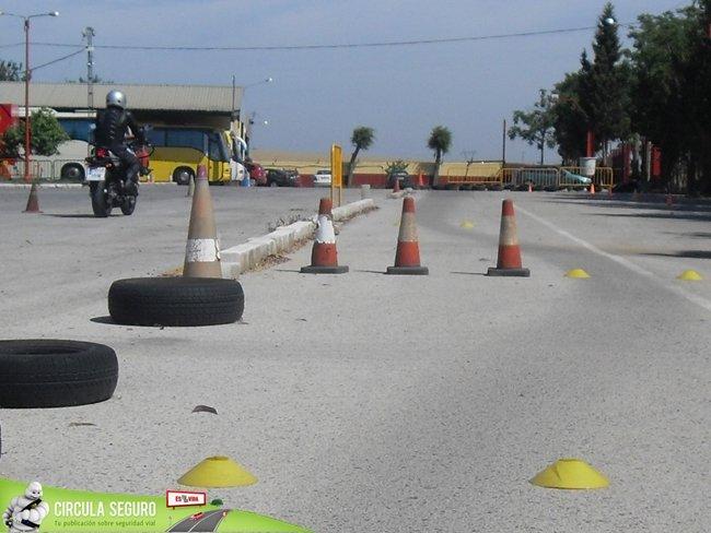 prácticas de moto
