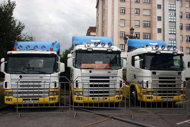 Camiones por Gonmi