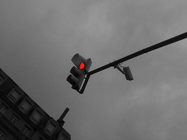 Camara semaforo