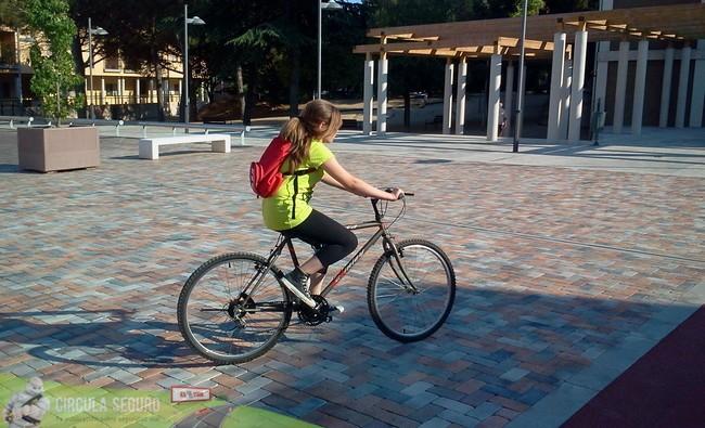 Circula Seguro en bici