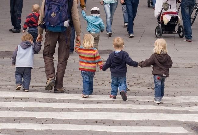 Los peatones somos todos