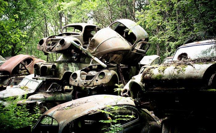 Cementerio de coches