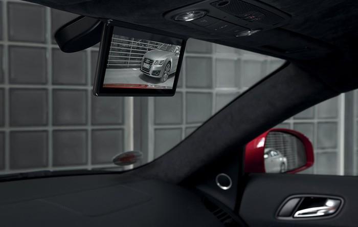 Retrovisores del coche