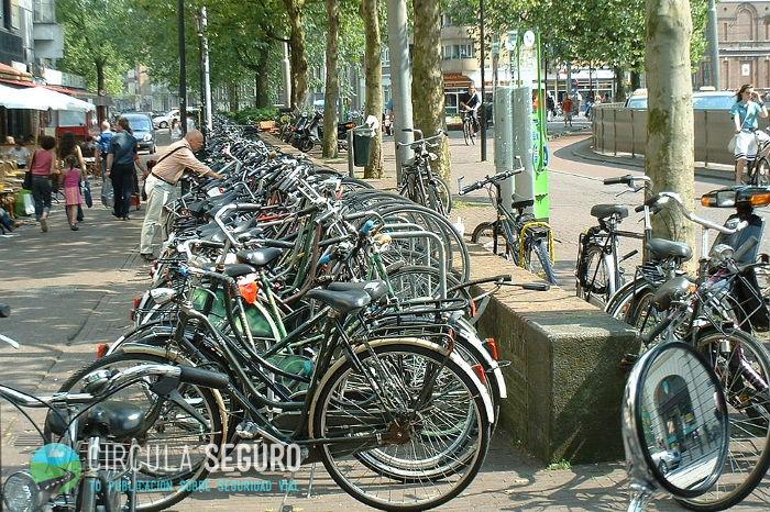 Seguridad de los ciclistas