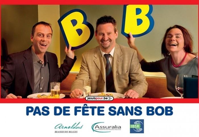 Seguridad Vial en Bélgica - Pas de fête sans Bob