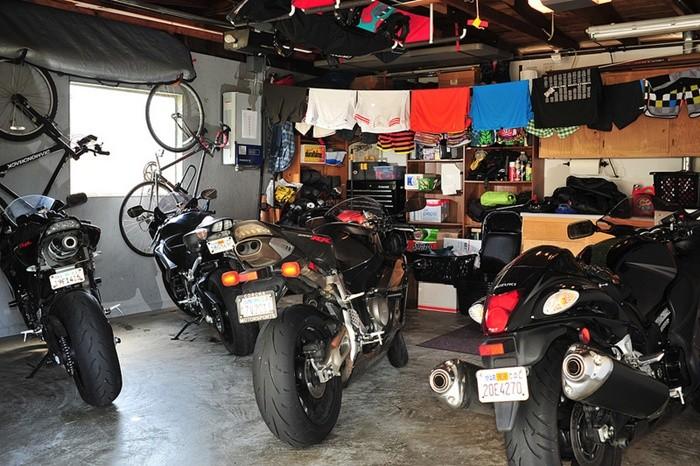 Seguro en moto