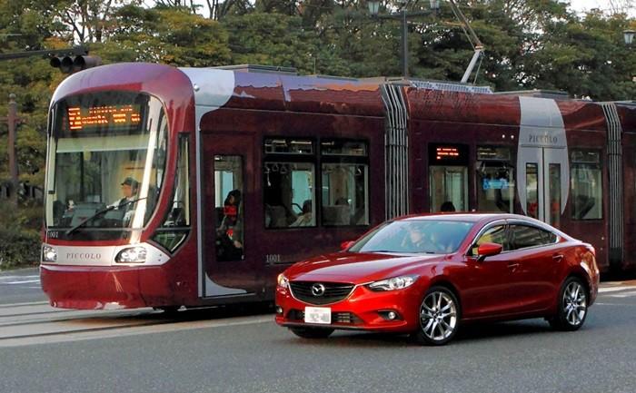 Comunicación coche-tranvía