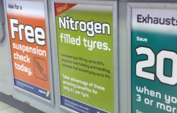 Nitrogeno-neumaticos