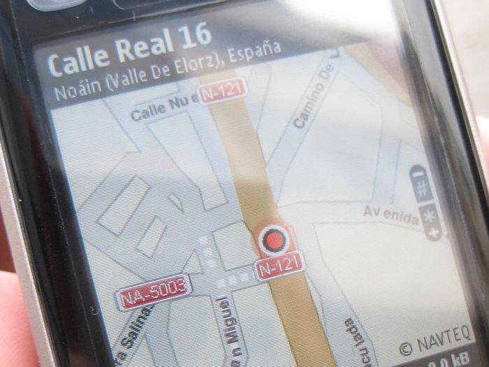 Uso responsable del GPS