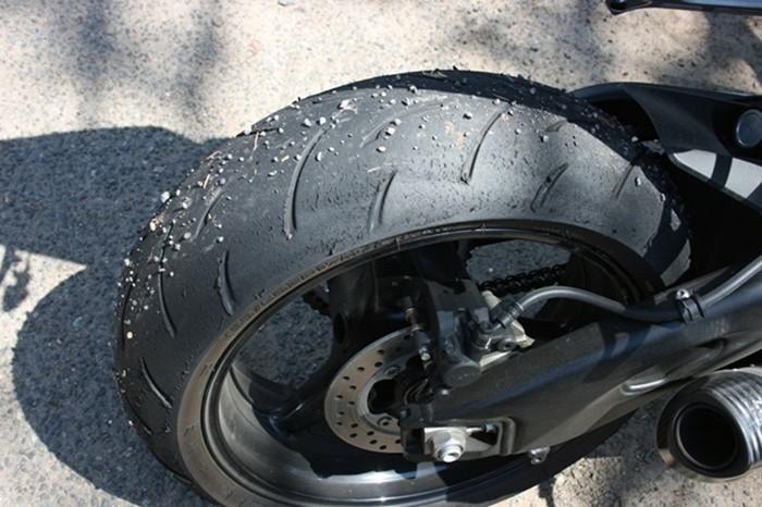 Presiones de neumático