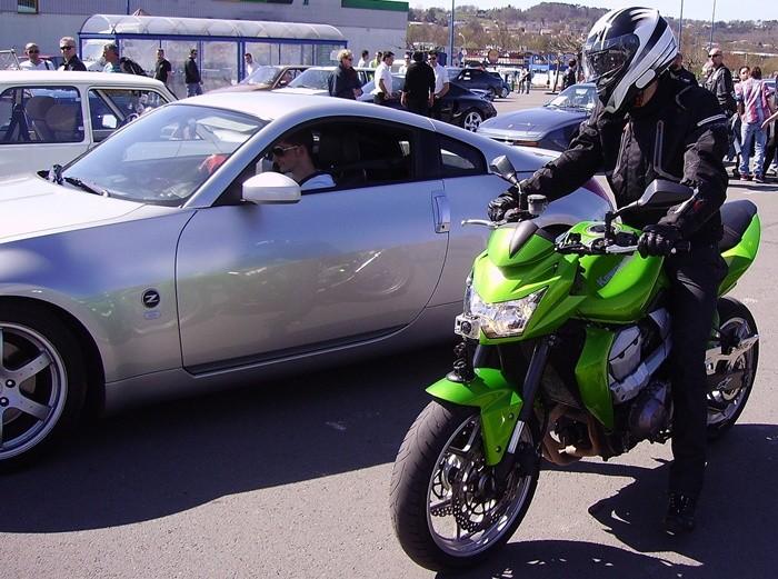 Coche y moto