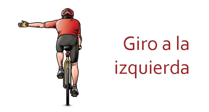 Giro-izquierda-bici