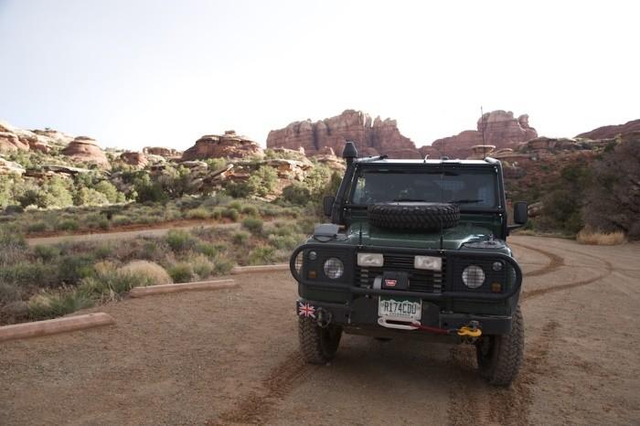 Utah Off Road - Elephant Hill Road