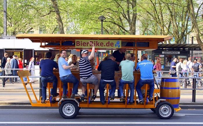 beer-bike