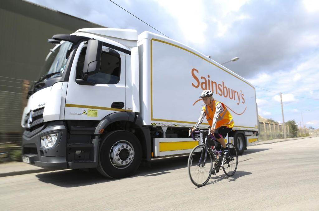 bici camion