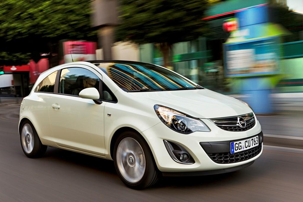 Un Opel Corsa 2011 puede encotnrarse por unos 6 .000 euros con menos de 40.000 km