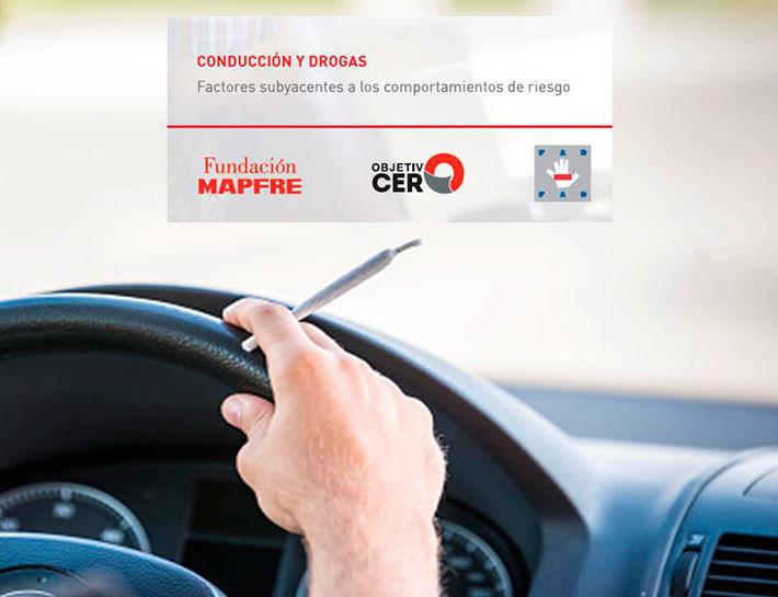 Campaña Fundación MAPFRE sobre drogas al volante