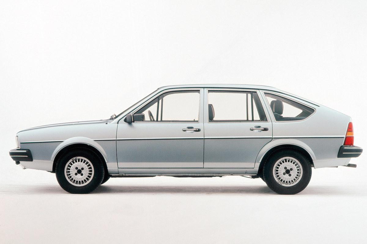 Un Volkswagen Passat antiguo no es una buena idea para alguien que se acaba de sacar el carnet.