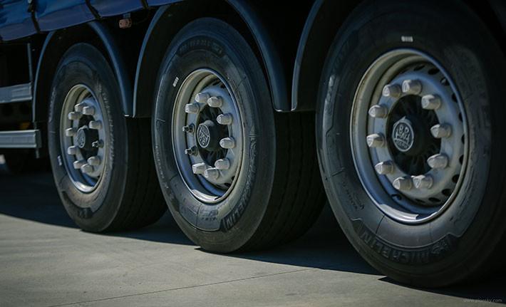Neumáticos de camión Michelin