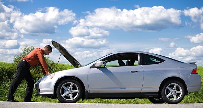 Mantenimiento batería del coche
