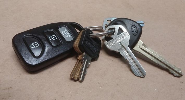 Y si pierdo las llaves del coche qu hago circula seguro for Hacer copia de llave de coche