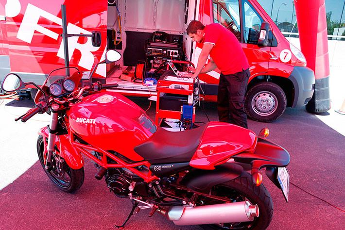 Revisiones gratuitas motos Mapfre Cuidamos tu Auto