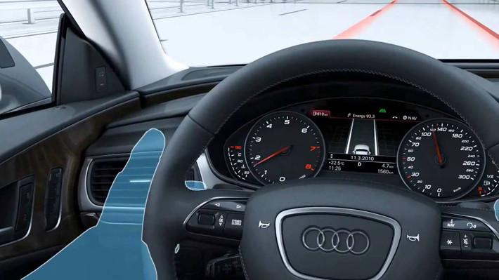 tecnología coche