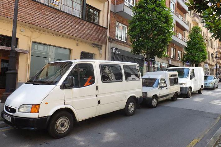 Seguridad al volante de furgonetas y camiones