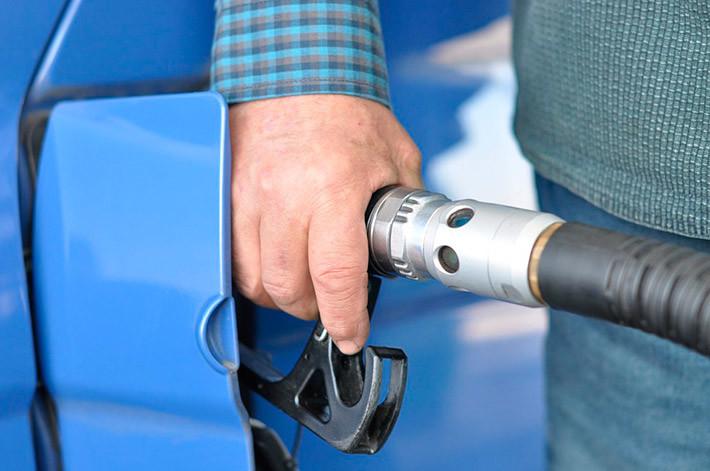 Error al repostar combustible