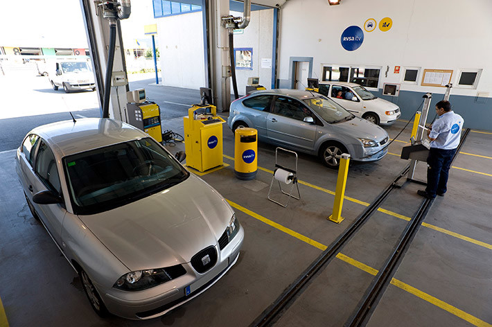 Inspección técnica de vehículos ITV