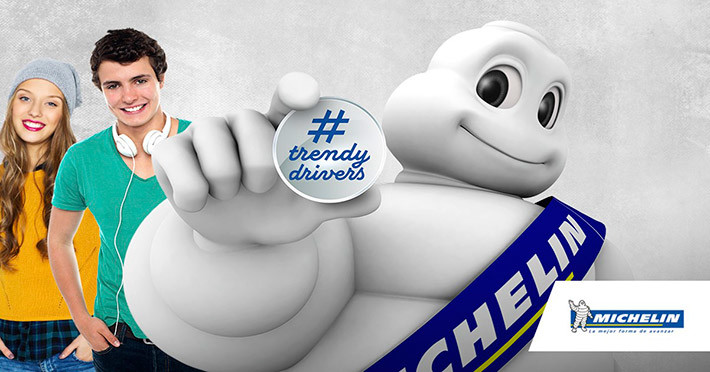 Michelin Trendy Drivers