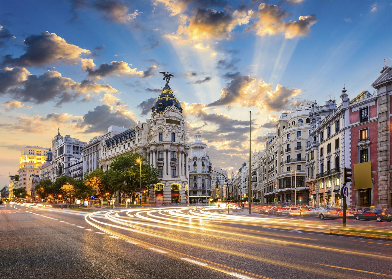 moverte por Madrid